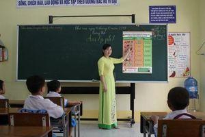 Yên Bái chuẩn hóa thực đơn bán trú tiểu học