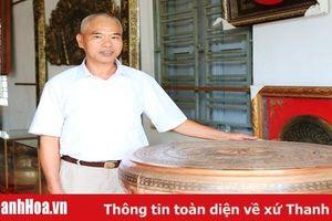 Gặp nghệ nhân đúc đồng xác lập 5 kỷ lục Guinness Việt Nam