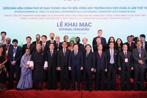 Việt Nam cam kết đẩy mạnh phát triển giao thông xanh – giao thông thông minh