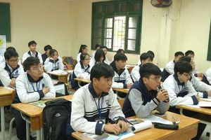 Hà Nội có 184 học sinh tham dự kỳ thi cấp quốc gia