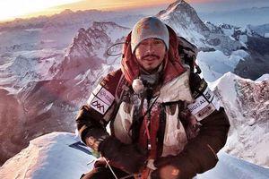 Kỷ lục mới: Chinh phục 14 đỉnh núi trên 8.000 m trong 189 ngày