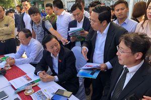 Câu hỏi lớn về chi phí xử lý nước sông Tô Lịch