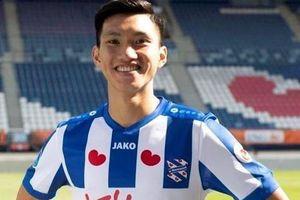 Văn Hậu có thể ra mắt đội một Heerenveen ở KNVB Cup