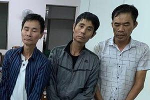 Ba anh em ruột lập đường dây buôn ma túy ở TP.HCM