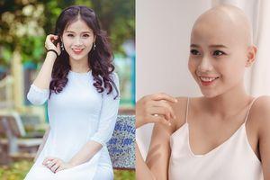 Nữ sinh mắc ung thư vào top 12 cô gái nổi bật nhất ĐH Ngoại thương