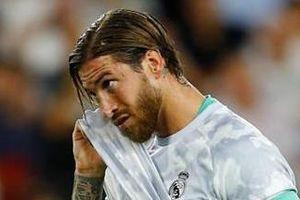 Real và Sergio Ramos không có tiếng nói chung
