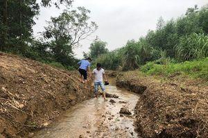 Vụ nước sông Đà bị nhiễm dầu: Không sử dụng đúng công năng hồ Đầm Bài
