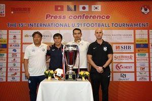 Khai mạc giải bóng đá U21 quốc tế Báo Thanh Niên 2019