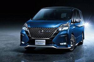 Chi tiết Nissan Serena 2020 từ 693 triệu đồng tại Nhật