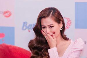Bật khóc rời 'Bạn muốn hẹn hò', Nam Thư nói không cam tâm