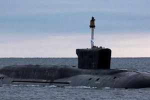 Nga: Tàu ngầm hạt nhân Knyaz Vladimir lần đầu tiên phóng thử tên lửa đạn đạo ở vùng Viễn Đông