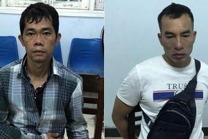 Nhóm trộm người nước ngoài 'làm tổ' trên núi Hải Vân