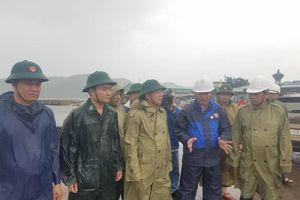 Bình Định chỉ đạo sơ tán người dân vùng trũng trước dự báo bão đổ bộ