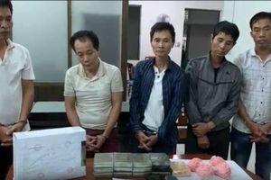 TP.HCM: Phá đường dây ma túy do 3 anh em quê Nam Định cầm đầu