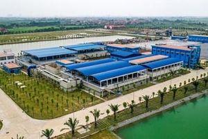 Nhà máy nước sông Đuống hoạt động, bán nước cho dân khi chưa được nghiệm thu