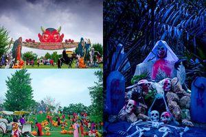 Háo hức tận hưởng Halloween chuẩn phong cách châu Âu ngay tại Hà Nội