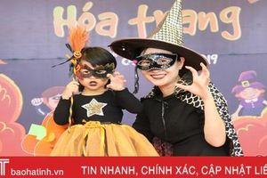Trải nghiệm Halloween ở Trường Hội nhập iSchool Hà Tĩnh