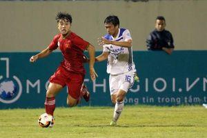 Hạ Đại học Han Yang 4-1, U.21 Việt Nam cùng SV Nhật Bản chia nhau ngôi đầu