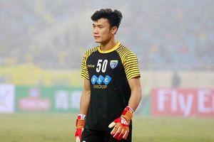 Thanh Hóa FC sẵn sàng 'giải cứu' thủ môn Bùi Tiến Dũng