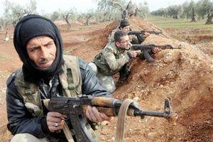 Hàng loạt binh sĩ Syria bị bắt làm tù binh sau trận đánh thất bại