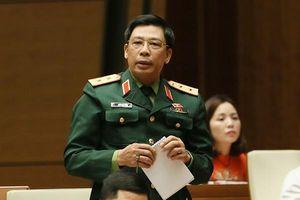 Trung tướng Quân đội: Sẵn sàng đẩy lùi nguy cơ chiến tranh, bảo vệ chủ quyền trên biển Đông
