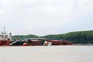 Hỗ trợ giá dịch vụ cho tàu lớn sau vụ chìm tàu trên sông Lòng Tàu