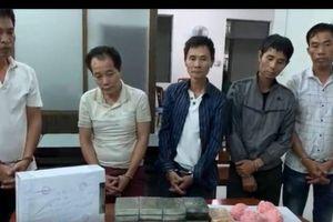 Bắt 3 anh em ruột cầm đầu đường dây ma túy có vũ khí 'nóng'