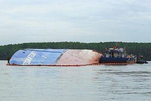 Đề nghị giảm giá cho tàu giảm tải sau vụ chìm tàu ở Cần Giờ