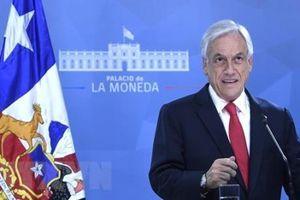 Chile hủy đăng cai tổ chức Hội nghị thượng đỉnh APEC và COP 25
