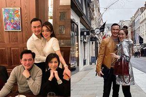 Diễn viên Chi Bảo và bạn gái kém 16 tuổi tình tứ không rời khi đi du lịch khiến dân mạng phát hờn!
