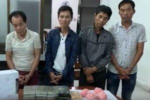 TP. Hồ Chí Minh: Phá đường dây ma túy do 3 anh em ruột cầm đầu, thu giữ nhiều tang vật