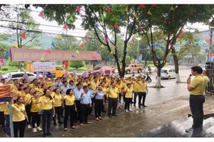 Lào Cai: Số người tham gia BHXH tự nguyện vượt 7,33% kế hoạch