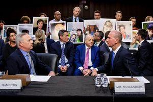 CEO của Boeing ra điều trần trước Quốc hội Mỹ