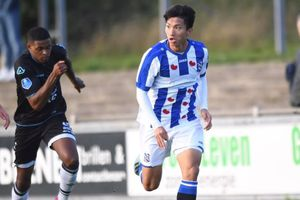 Văn Hậu có khả năng ra sân trong trận đấu tới của SC Heerenveen?