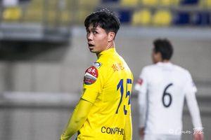 Công Phượng đá chính trong trận U21 Sint-Truidense thua đậm