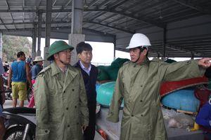 Tránh bão số 5, Bình Định đưa dân đến nơi an toàn trước tối 30/10