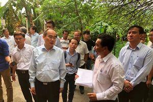 Phó Chủ tịch HĐND quận ở TPHCM xây dựng trái phép xin từ chức