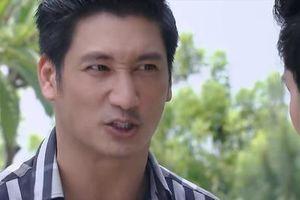 'Hoa hồng trên ngực trái' tập 25: Tới mộ người yêu cũ, Thái tức điên khi biết mình rơi vào bẫy của luật sư Dung