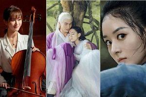 3 phim hot được chờ đợi của Triệu Lệ Dĩnh, Địch Lệ Nhiệt Ba và Dương Tử đồng loạt tung trailer