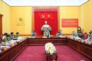 Đảm bảo an ninh trật tự Đại hội đảng bộ các cấp và Đại hội lần thứ XIII của Đảng