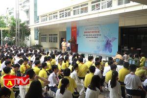 Mỗi học sinh sẽ là một 'tuyên truyền viên' chống bạo lực học đường và vi phạm giao thông