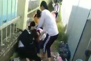 Bất ngờ nguyên nhân vụ nữ sinh túm tóc đánh bạn ở Đồng Tháp
