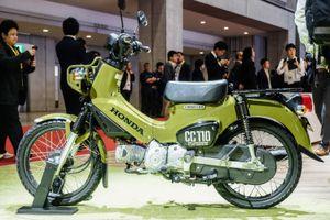 Honda Cross Cub 110 - chiếc Cub cho người thích nổi loạn