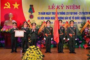 Cục Chính trị, Tổng cục Chính trị đón nhận Huân chương Bảo vệ Tổ quốc hạng Nhất