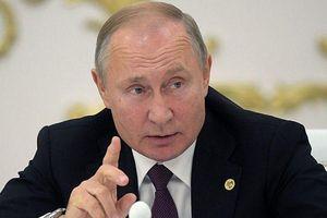 TT Putin cho triển khai 10 tàu ngầm tập trận ở Bắc Đại Tây Dương