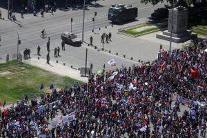 Chile xin rút khỏi vai trò chủ nhà Hội nghị APEC vào tháng tới