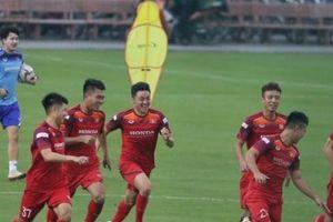 U22 Việt Nam tích cực tập luyện hướng đến SEA Games 30