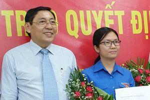 Phó Bí thư Thành Đoàn TPHCM giữ chức Phó Chủ tịch UBND Quận 6