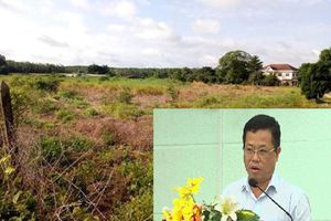 Cựu Bí thư thị xã Bến Cát sắp hầu tòa vì sai phạm đất đai