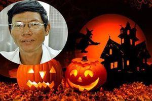 Halloween, đừng biến trẻ em thành ma quỷ